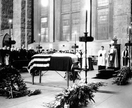 Tesla - Funeral