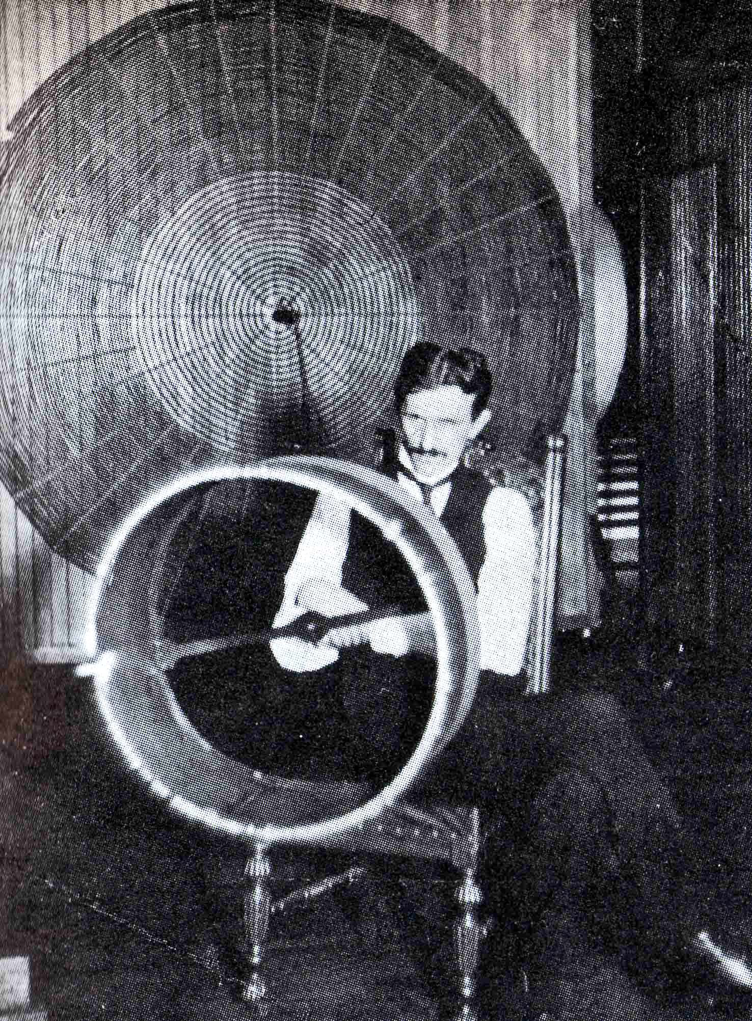 Nikola tesla pictures of infinity he invented for this purpose a tesla coil a high frequency transformer that takes the 60 cycle frequency of alternating current electricity sciox Gallery