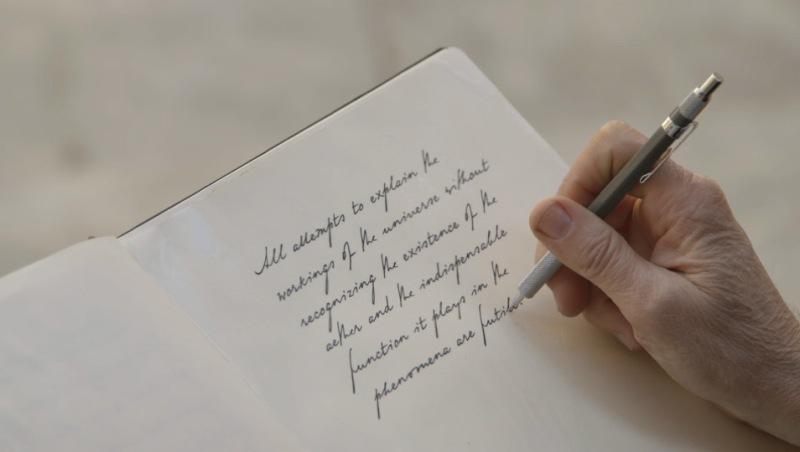 Nikola Tesla's Notebook