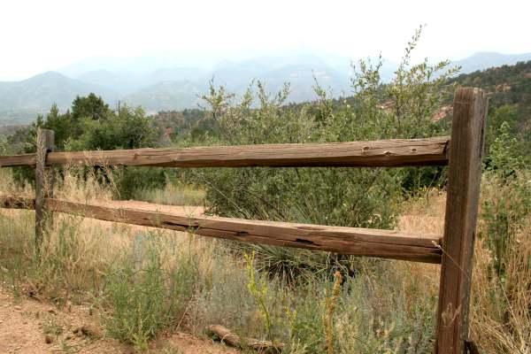 Colorado Springs - Fence