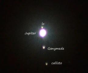 Jupiter's Moons