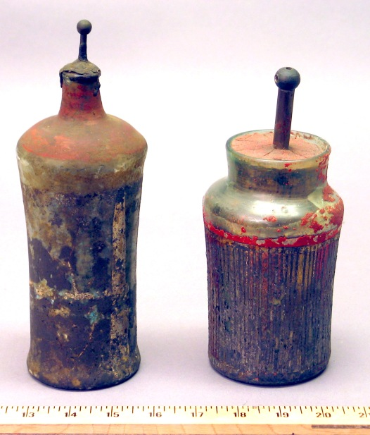 2. Leyden jars