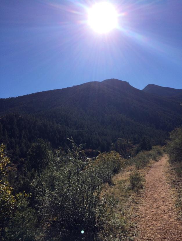 Ute Pass Trail 1